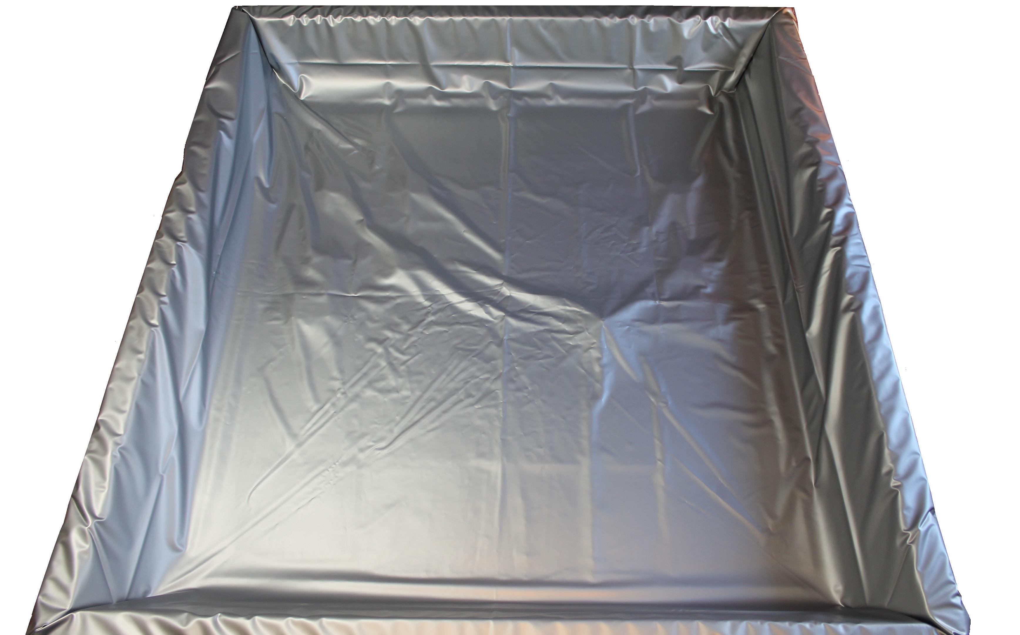 wasserbett sicherheitswanne sicherheitsfolie auffangwanne auslaufschutz kaufen ebay. Black Bedroom Furniture Sets. Home Design Ideas